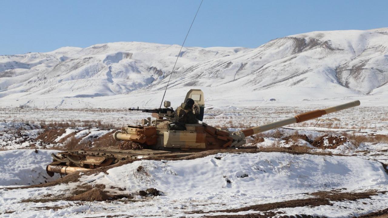 Российская база в Таджикистане готовится к отбору на конкурсы АрМИ-2021