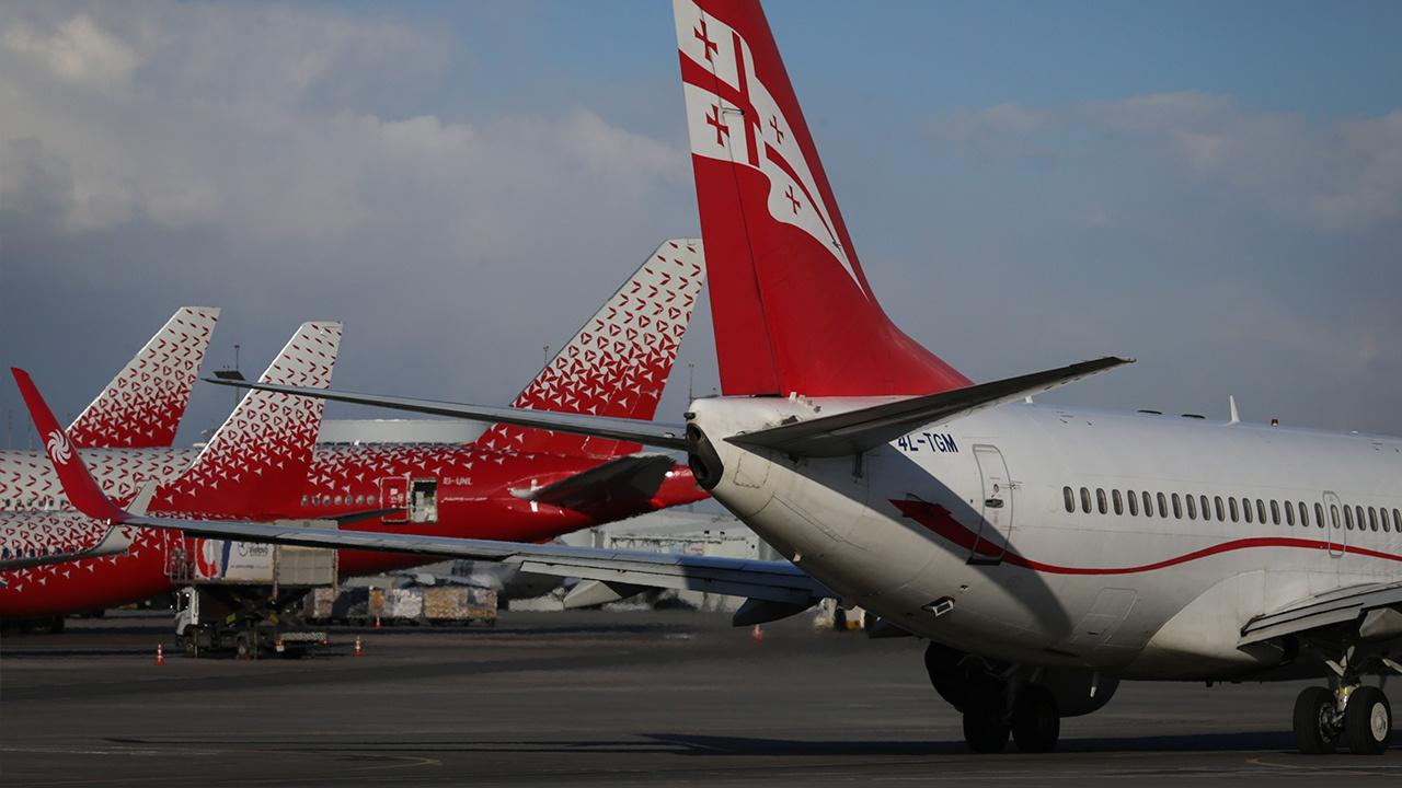 Грузинская авиакомпания организовала авиасообщение в Москву через Ереван