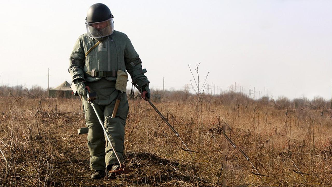 По следам Вьетнамской войны: российские саперы обезвредили американские авиабомбы в Лаосе