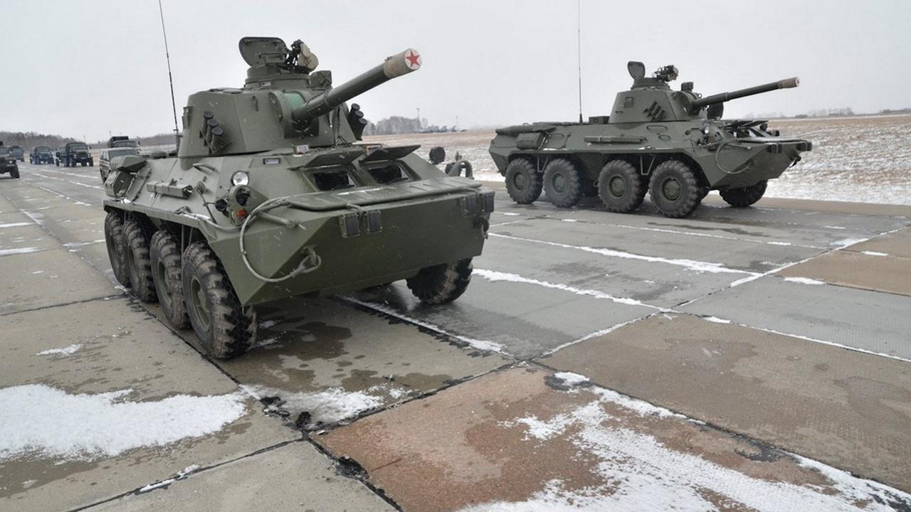 Действия в горах: артиллеристы ЦВО уничтожили лагерь «противника» в Тыве