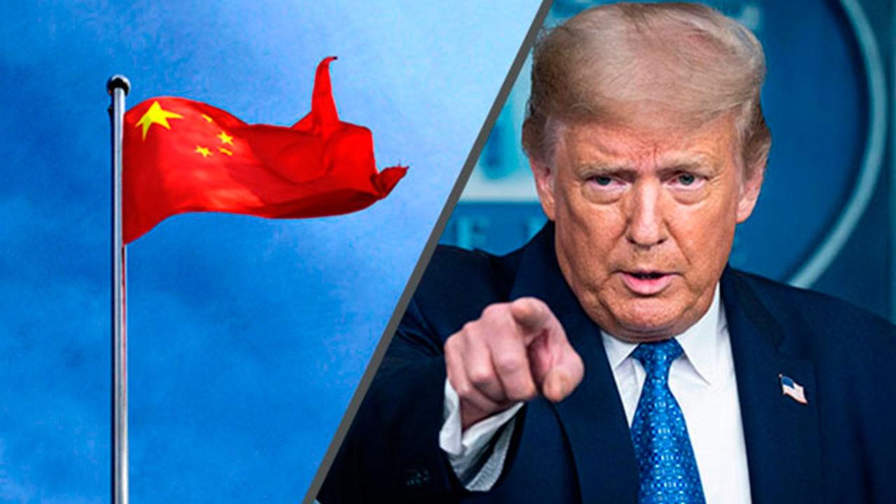 Трамп распорядился свести к минимуму закупки из Китая