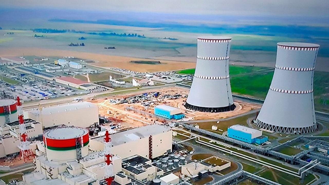 Власти Белоруссии сообщили об отключении от сети первого энергоблока БелАЭС