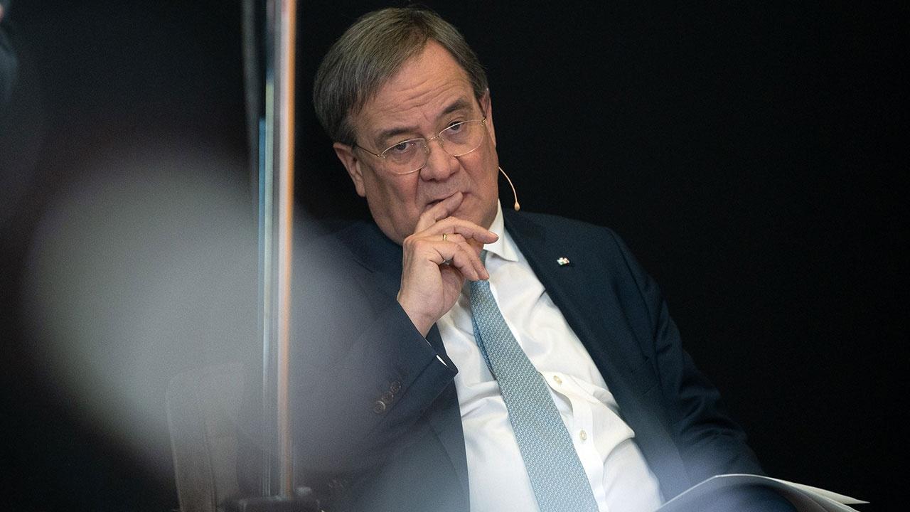 Армин Лашет избран новым председателем ХДС