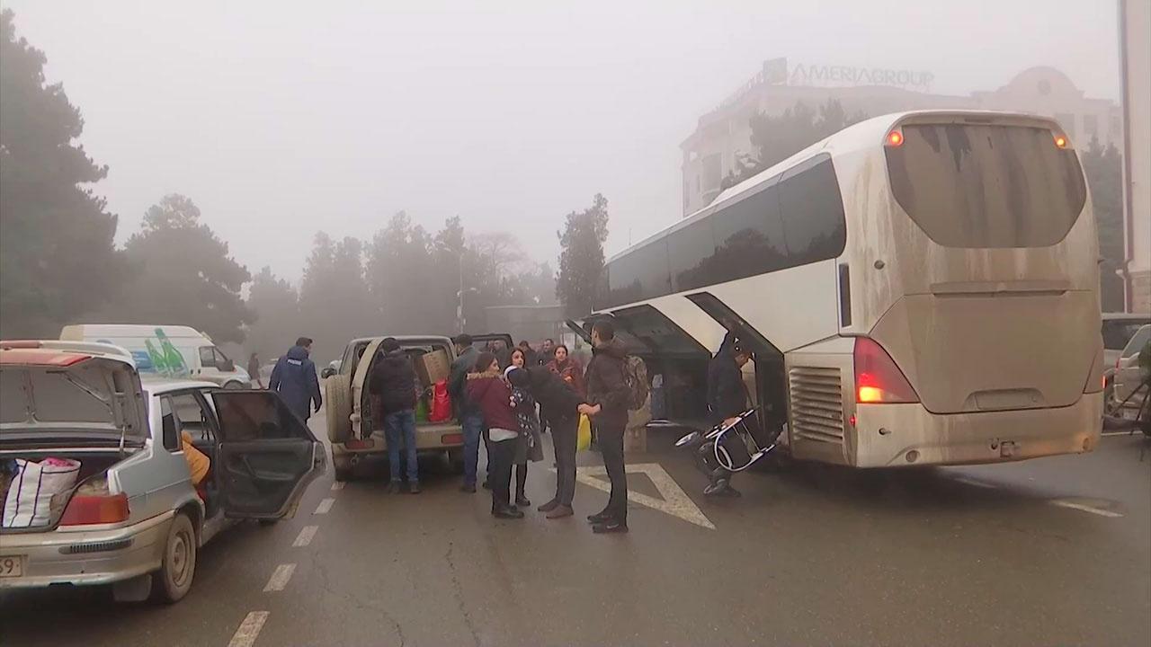 За минувшие сутки в Карабах вернулись еще 177 беженцев