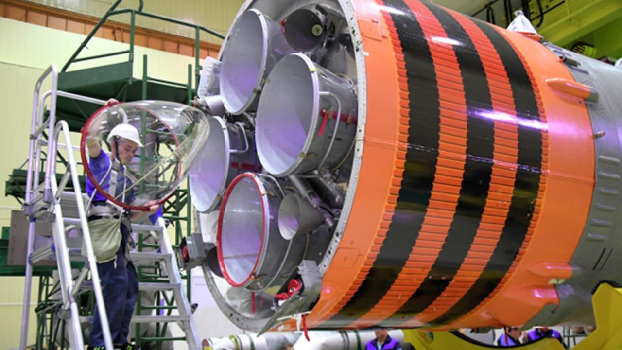 Российские ракетные двигатели смогут летать в космос до 50 раз