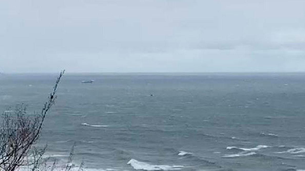 Затонувший у берегов Турции сухогруз «Арвин» был снят с регистрации в РФ 24 года назад