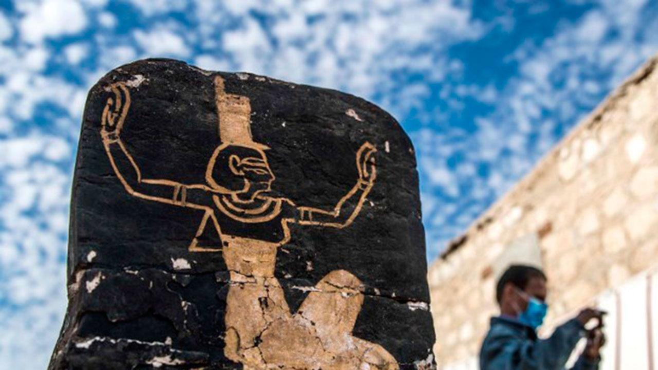 Новая сокровищница: в египетском некрополе найдены более 50 древних саркофагов