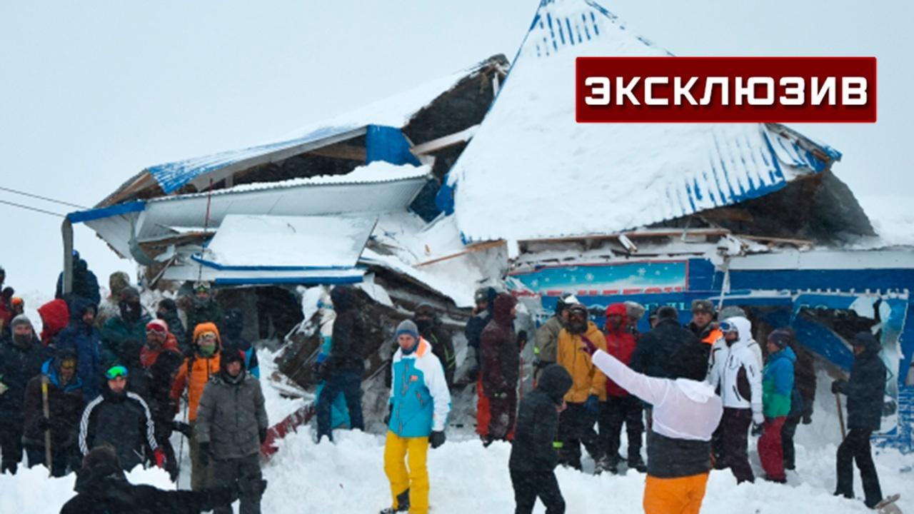 Участник спасательной операции рассказал о поиске людей на месте схода лавины в Карачаево-Черкесии