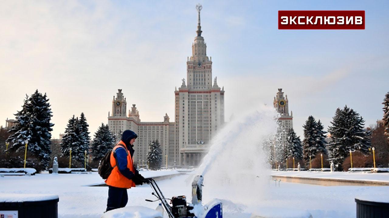 Метеоролог предупредил о резком приходе оттепели в Москву