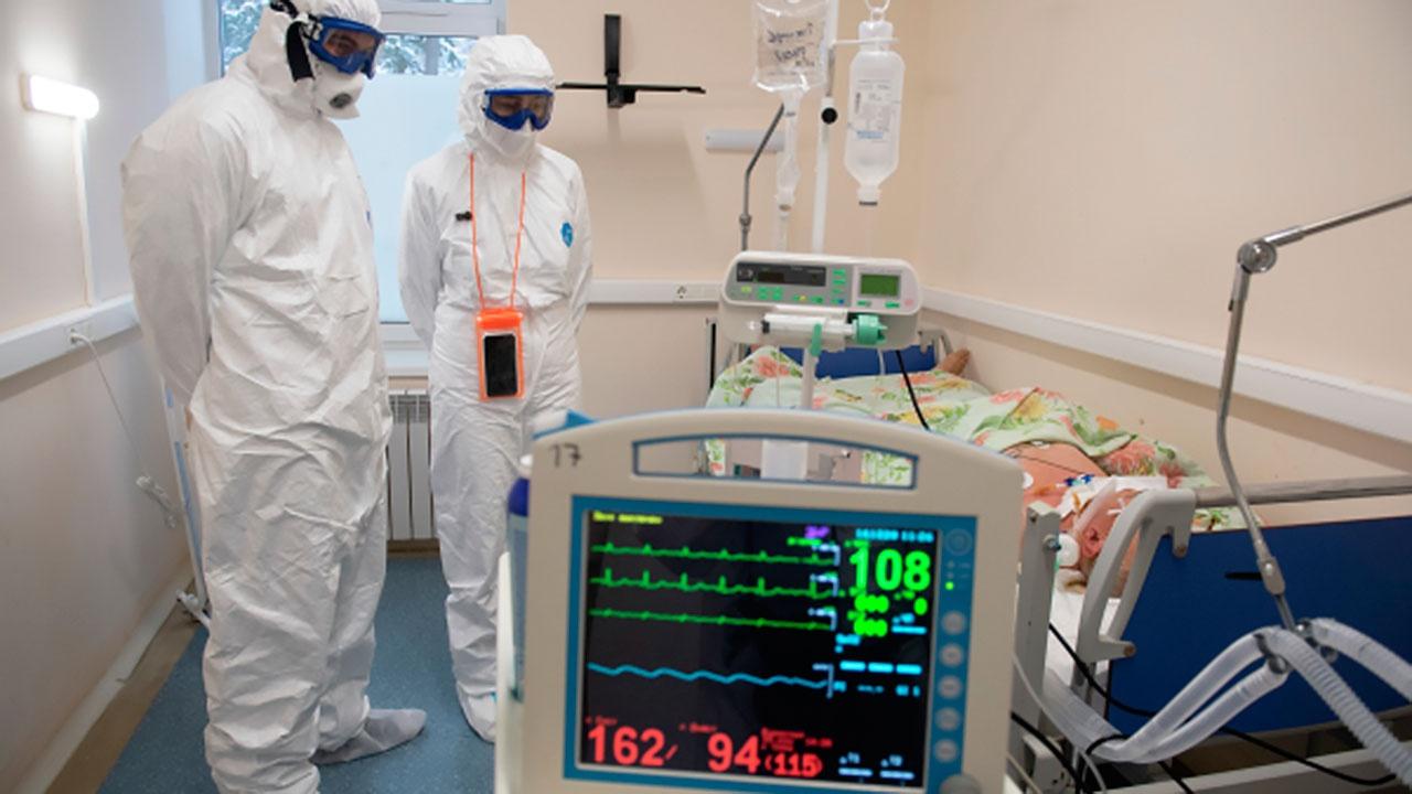 В России после COVID-19 выздоровели более трех миллионов человек