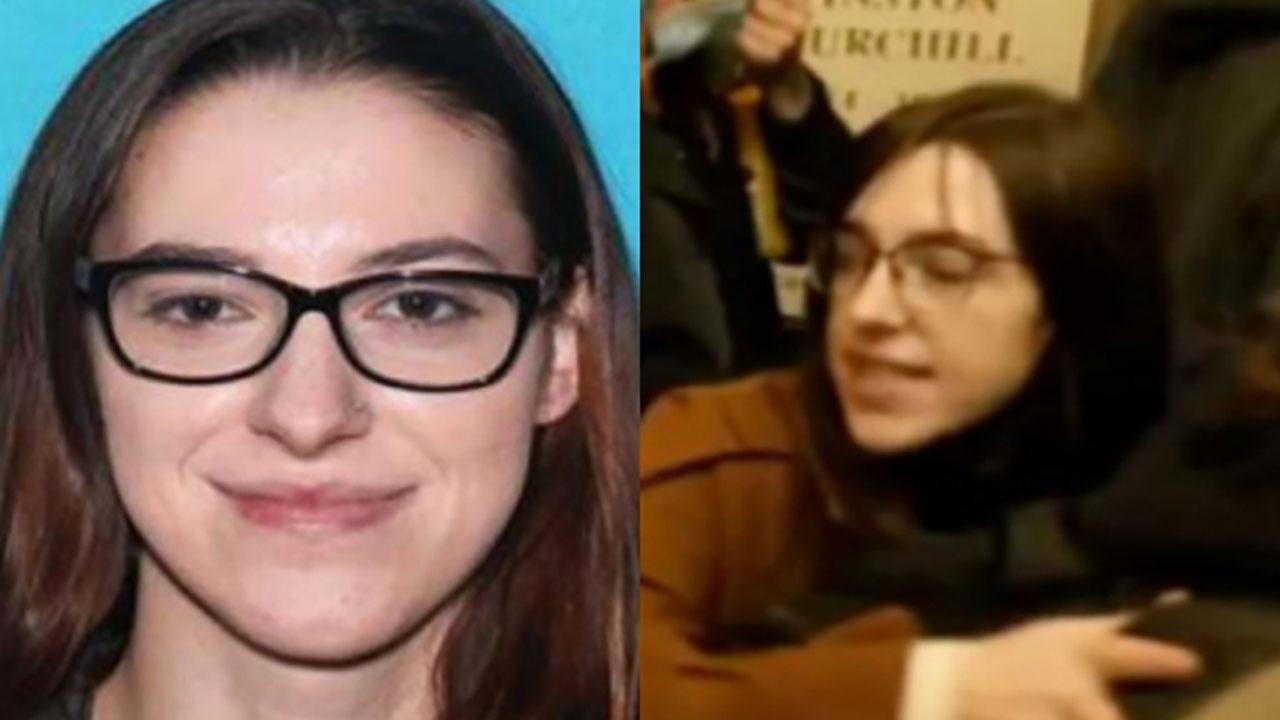 В США арестовали предполагаемую похитительницу ноутбука Нэнси Пелоси