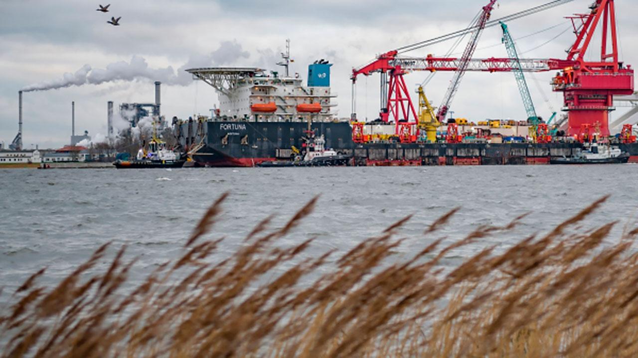 США ввели очередные санкции против «Северного потока - 2»