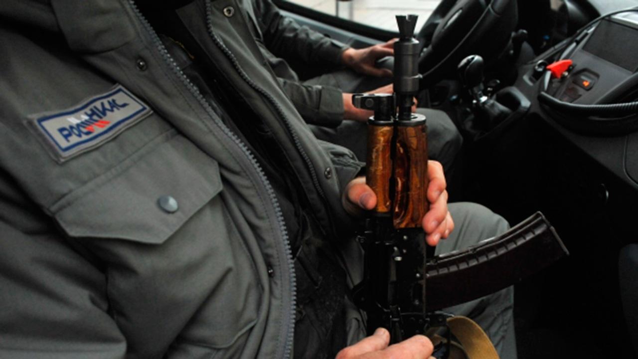 Росгвардия выступила с предложением разрешить инкассаторам задерживать грабителей