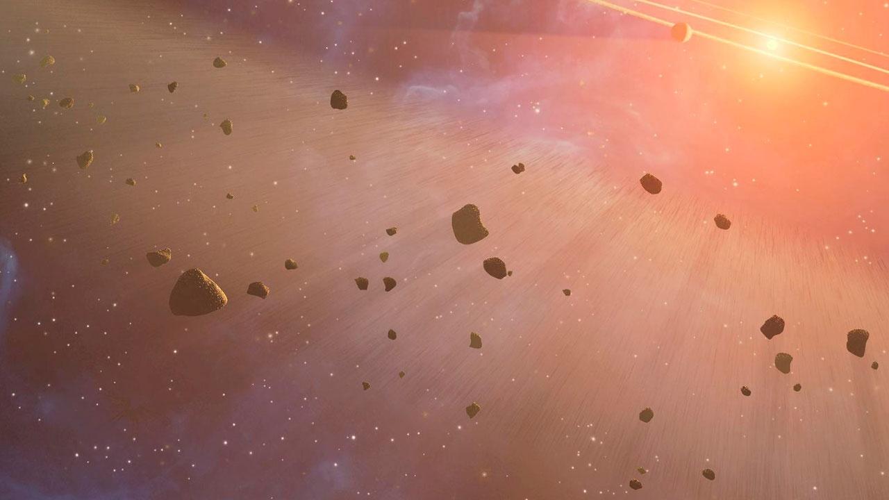 Космические гости на инаугурации Байдена: сразу шесть астероидов приближаются к Земле