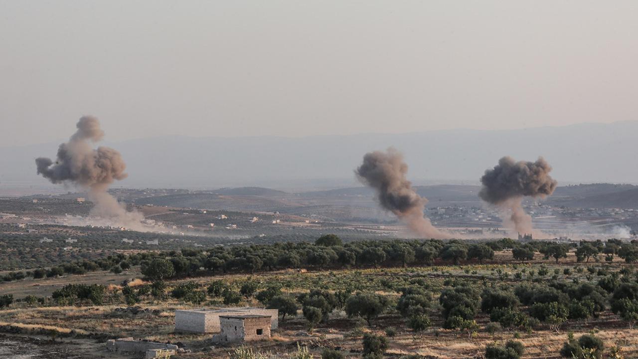 В Идлибской зоне деэскалации боевики совершили 17 обстрелов