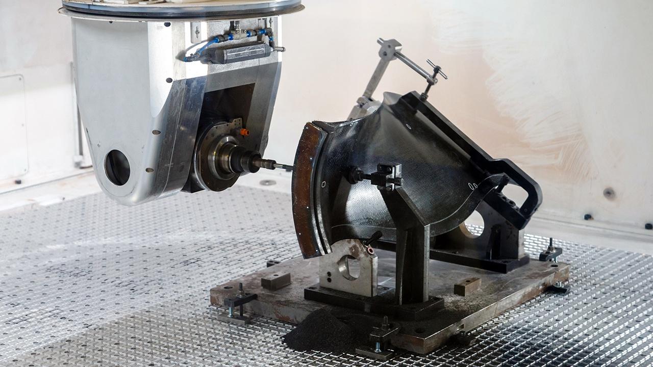 В двигателях ПД-35 будут использоваться детали из композитных материалов