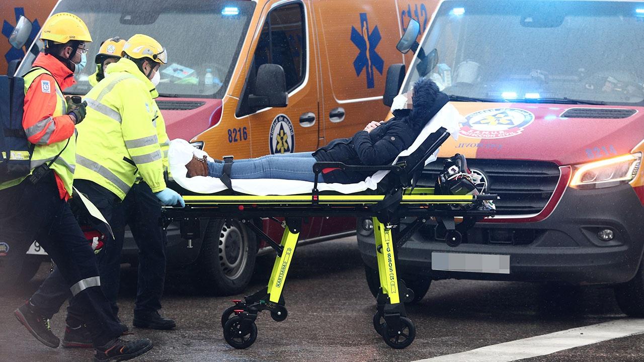 Число жертв взрыва в доме в Мадриде возросло до четырех