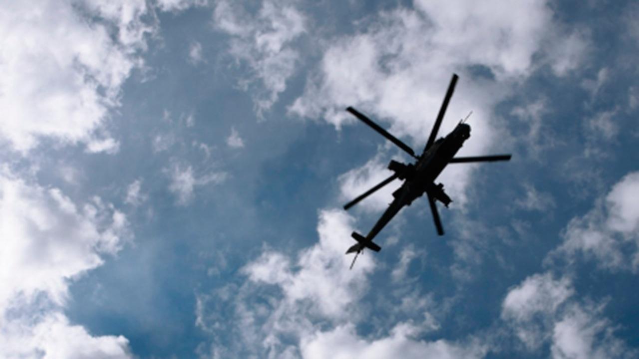 Вертолет Ми-8 совершил аварийную посадку на Чукотке