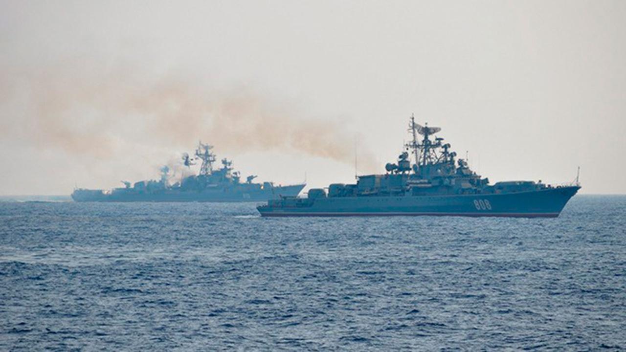 МО РФ: Черноморский флот следит за эсминцем ВМС США в Черном море