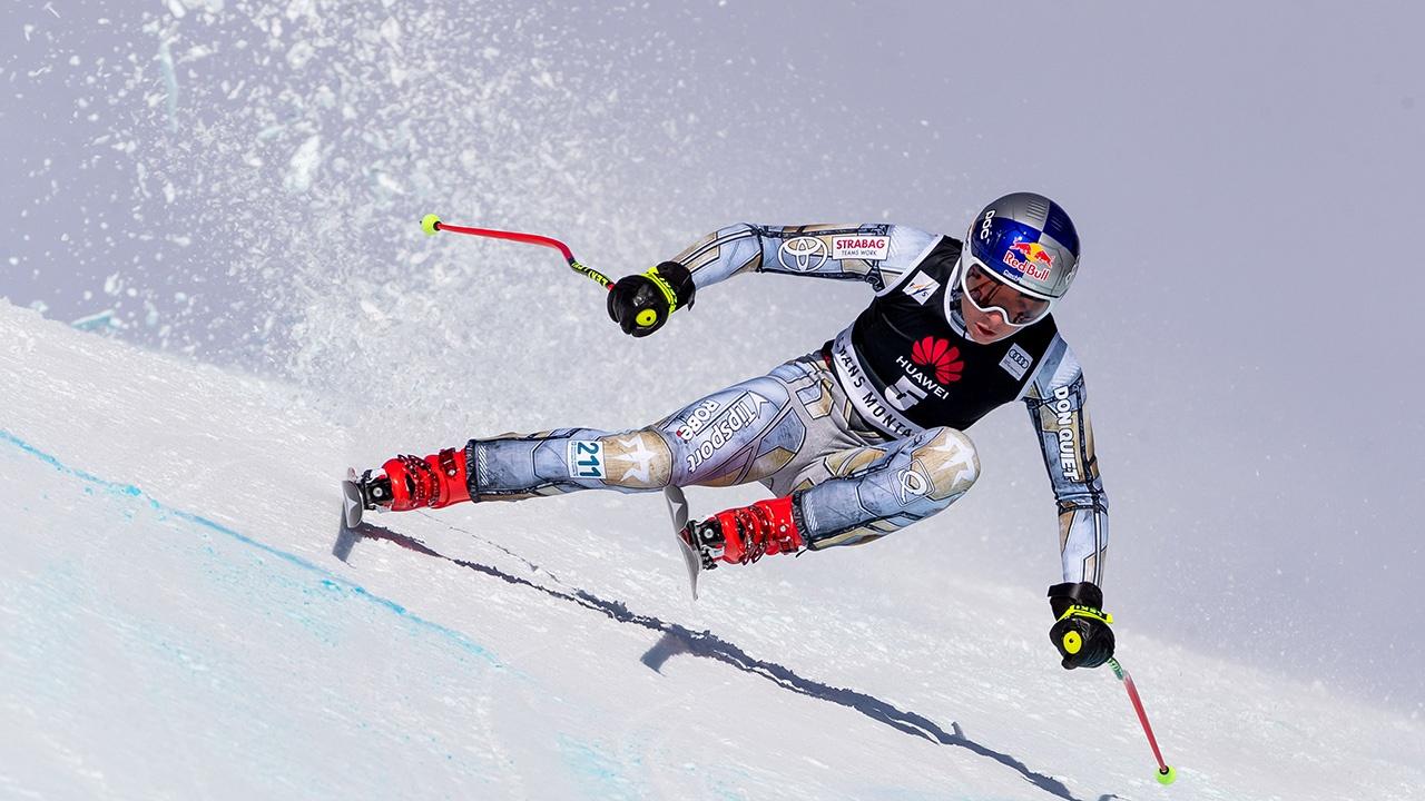 Чешская лыжница протаранила ограждение на этапе Кубка мира
