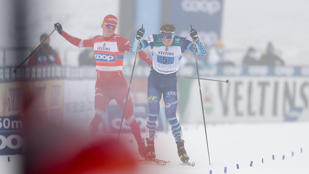 Большунов-старший сравнил поведение финского лыжника в эстафете с беспределом на дороге