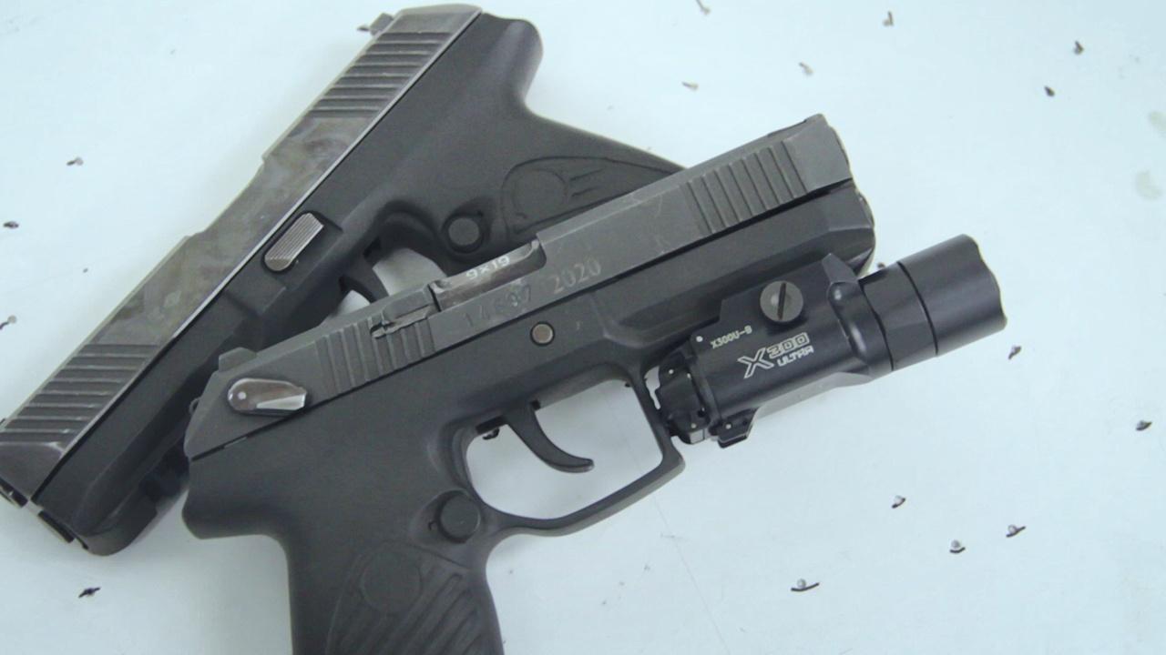 Ручной «Аспид»: Ростех передаст новый пистолет на апробацию в силовые структуры