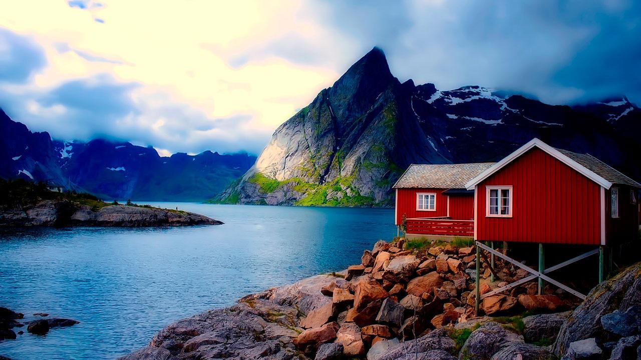 Норвежцы пожаловались на вторжение «красной армии»