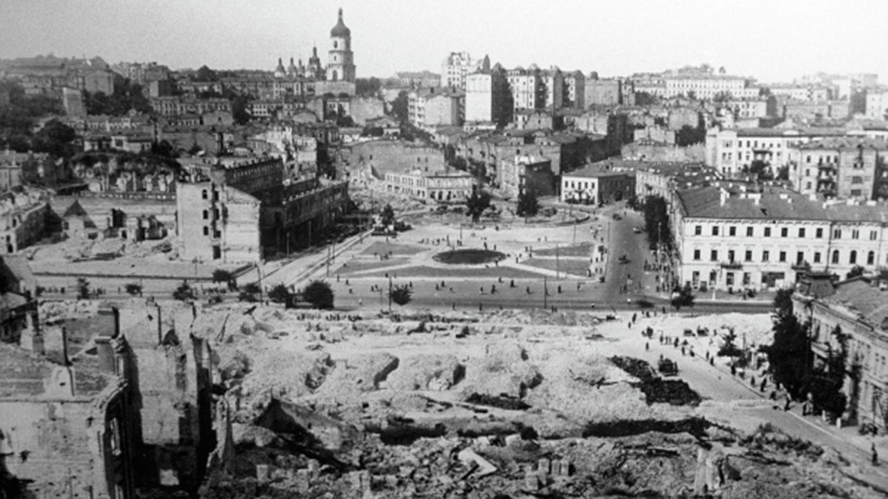 «Киевский Нюрнберг»: рассекречены материалы процесса над нацистами, ответственными за геноцид мирного населения Украины