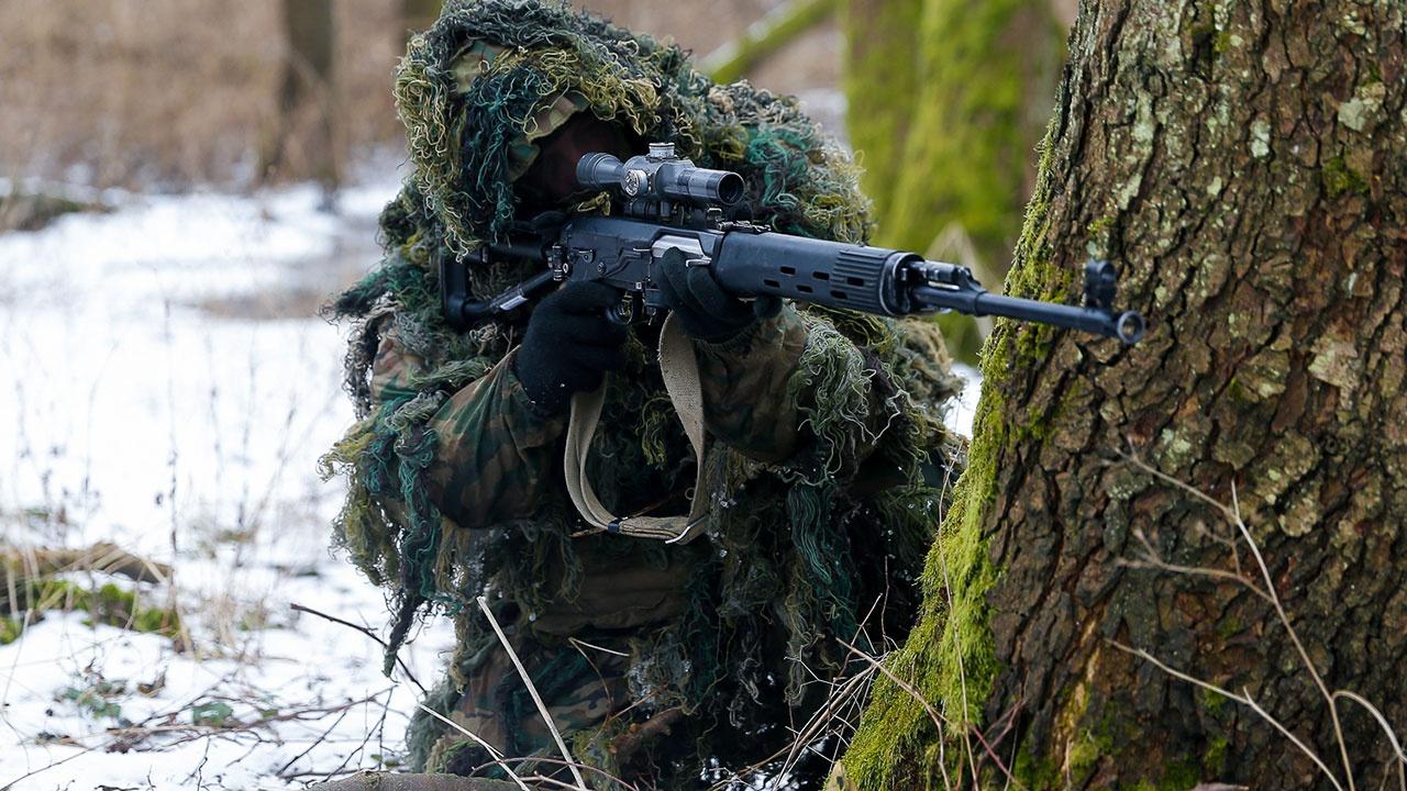 Сотни военнослужащих, десятки единиц техники: морпехи приступили к учениям под Калининградом