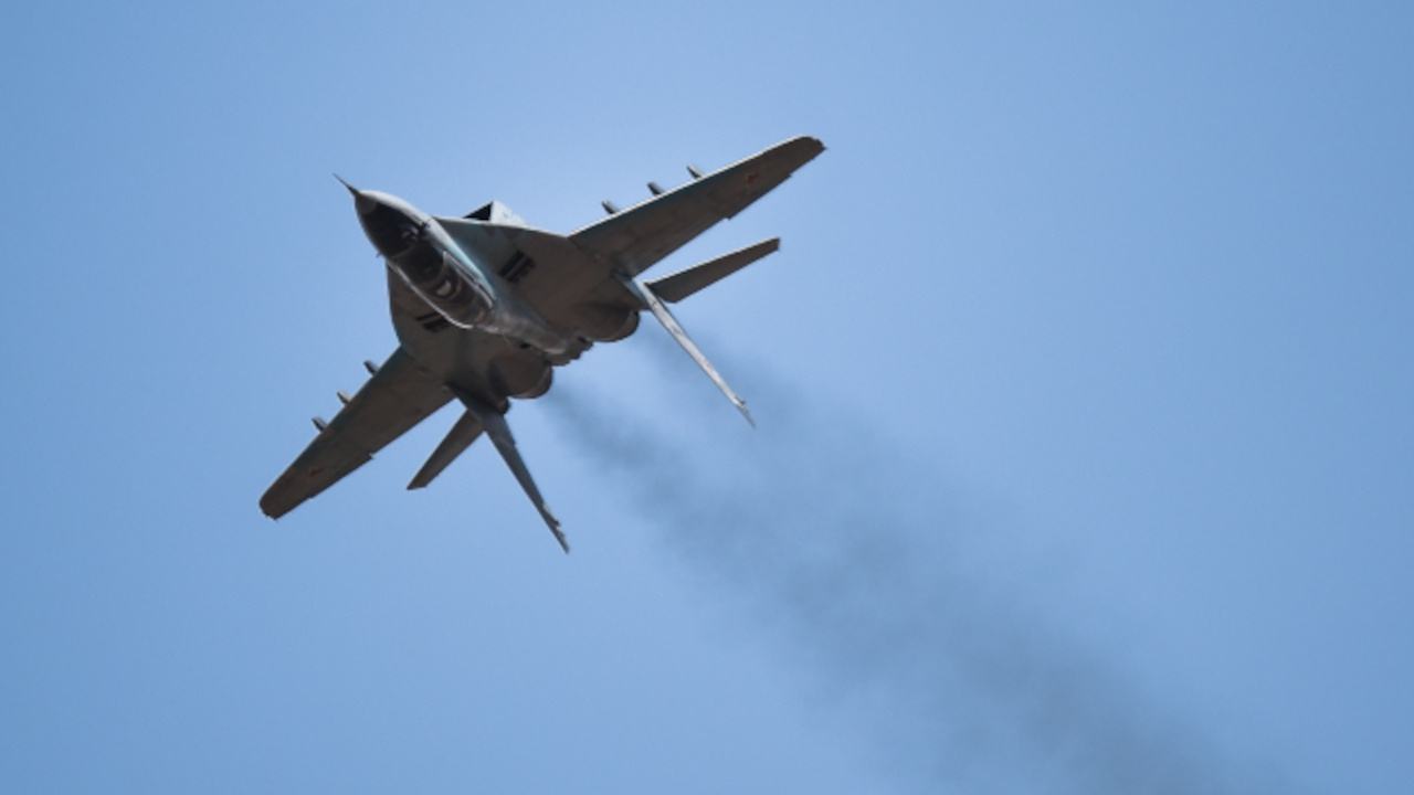 Индия купит у России два десятка истребителей МиГ-29