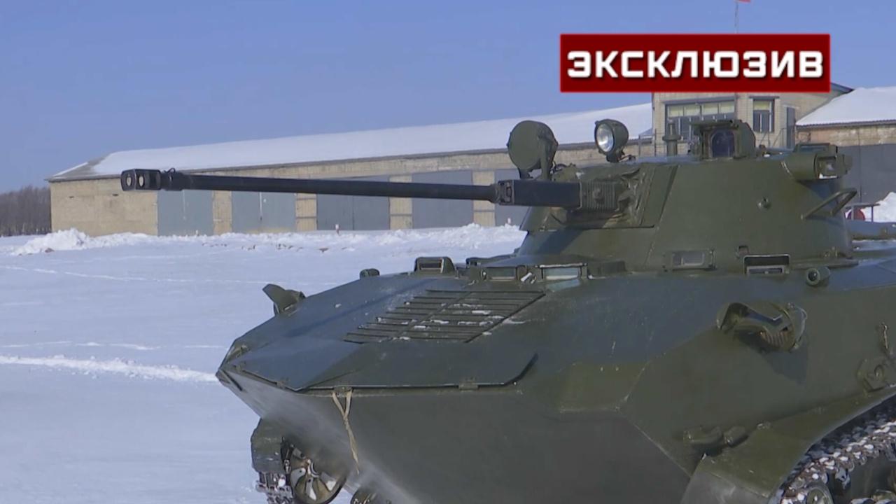 Холодный снег, горячий штурм: десантники «захватили» узел связи под Уссурийском