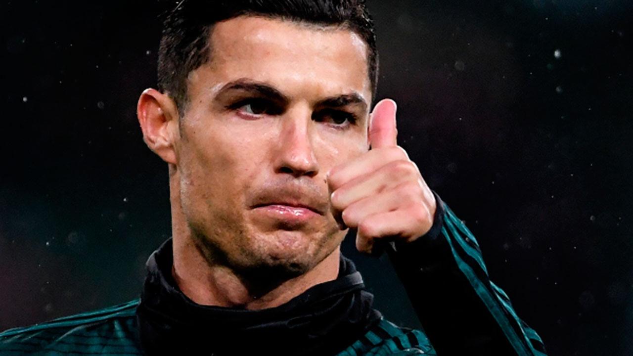 Роналду признали лучшим футболистом десятилетия в Европе