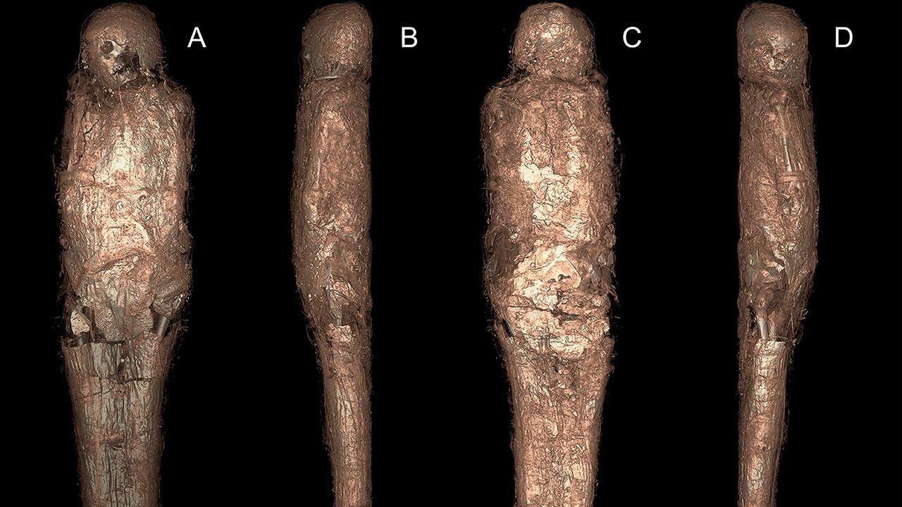 Египтологи открыли неизвестный способ сохранения мумий