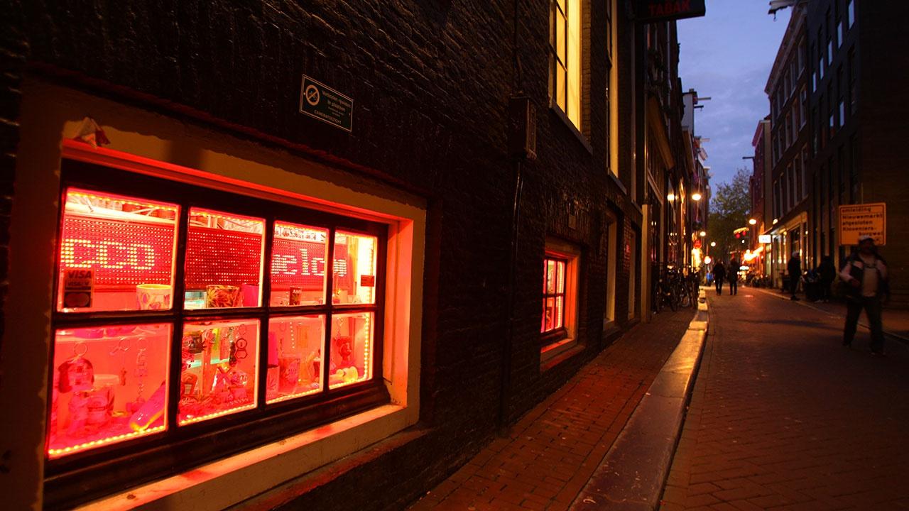 «Квартал красных фонарей» закроется в центре Амстердама