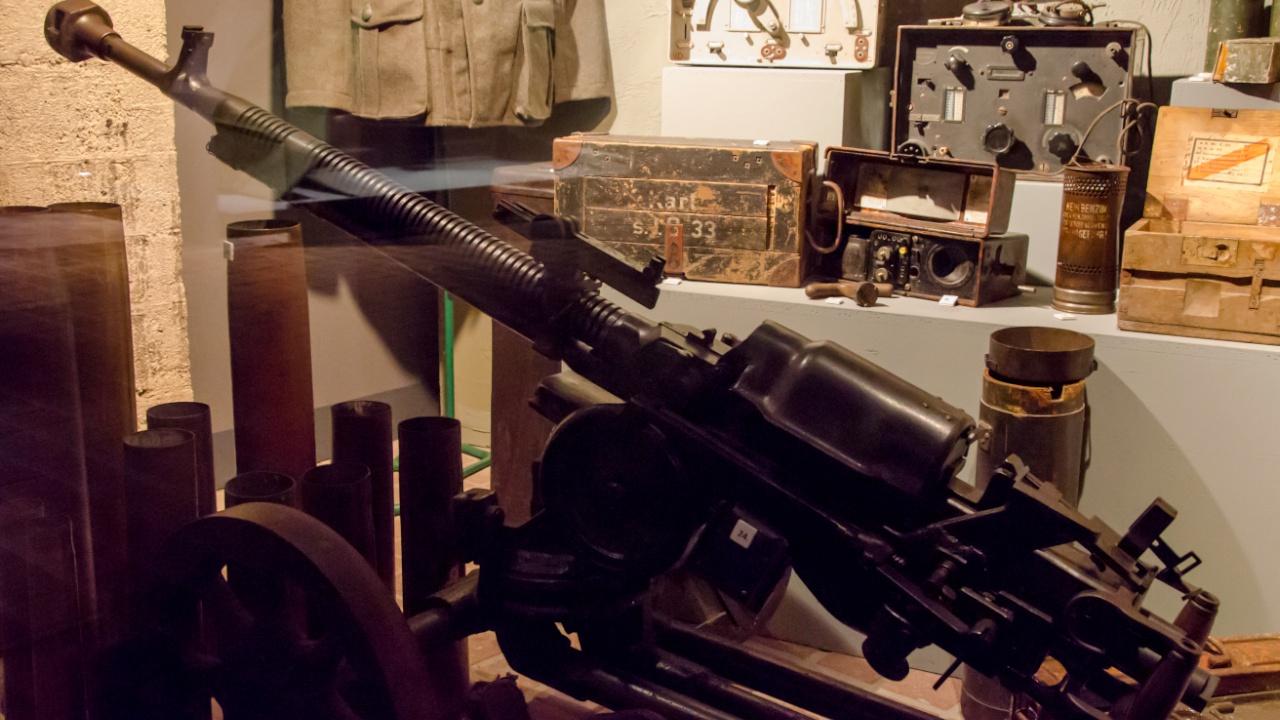 Журнал The National Interest восхитился «долголетием» советского пулемета ДШК