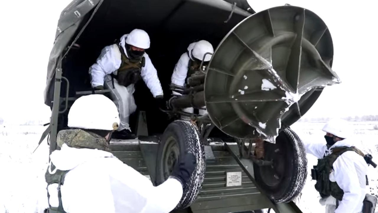 Быстро, но метко: алтайские и кемеровские минометчики приступили к отбору на АрМИ
