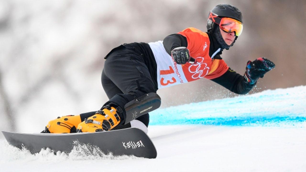 Сноубордист Логинов одержал победу на этапе Кубка мира