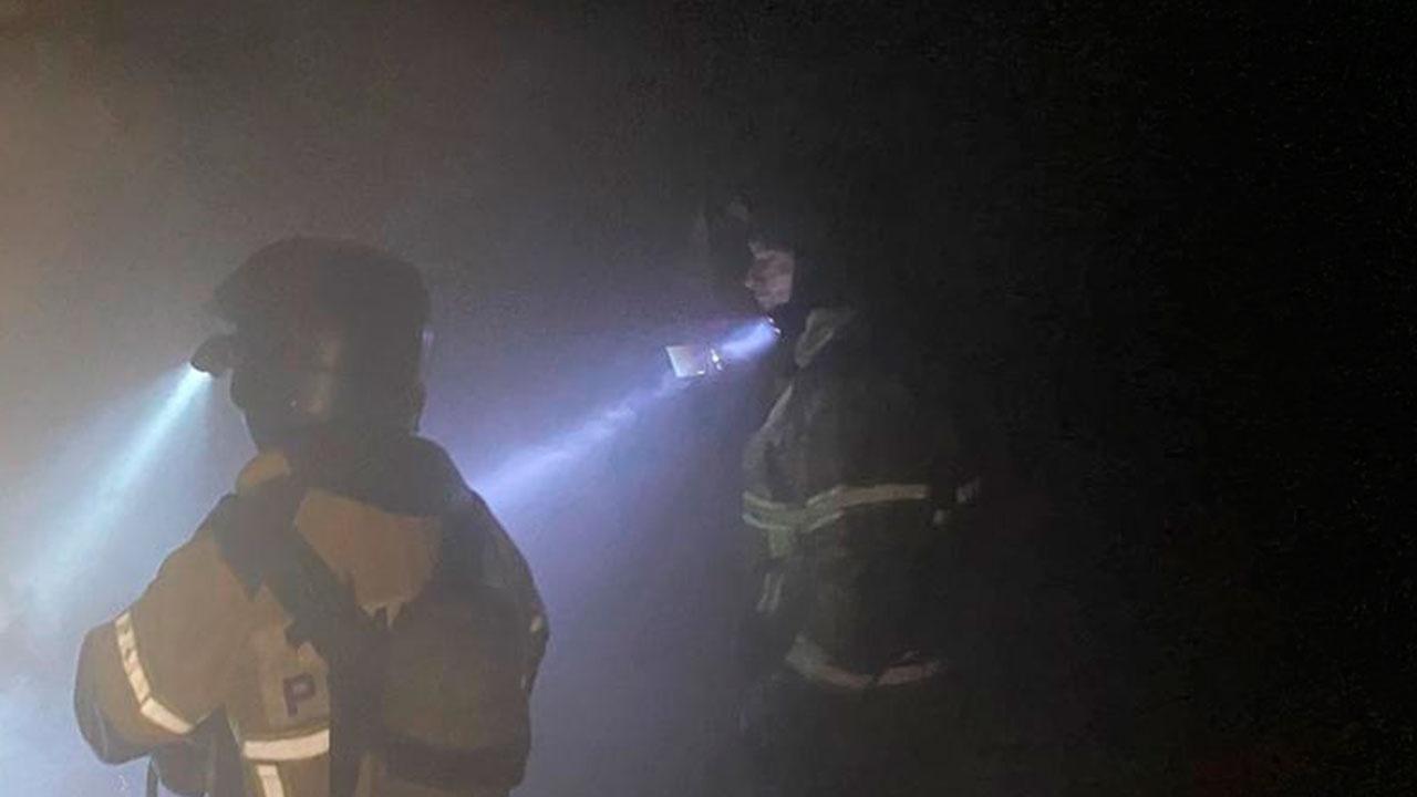 На юго-западе Москвы при пожаре один человек погиб и двое пострадали