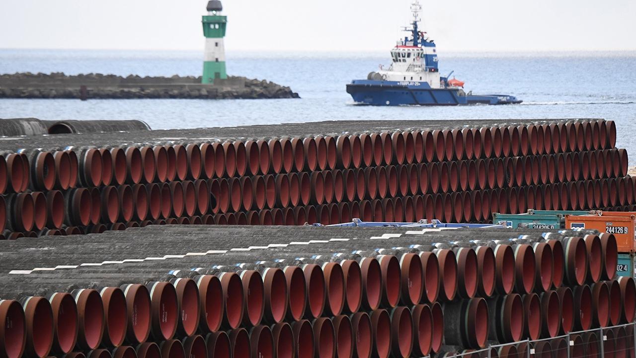 Строительство «Северного потока -2» в Дании планируют завершить до конца апреля