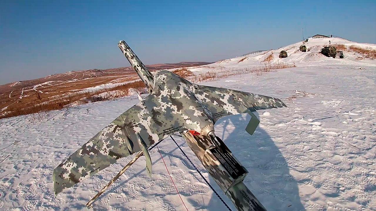 Противостояние беспилотников: военнослужащие ВВО готовятся к конкурсу АрМИ «Соколиная охота»