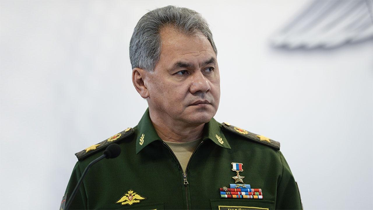 Шойгу открыл организационно-мобилизационный сбор руководящего состава ВС РФ