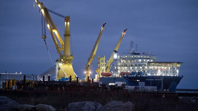СМИ: Германия пыталась «выкупить» у США санкции против «Северного потока - 2»