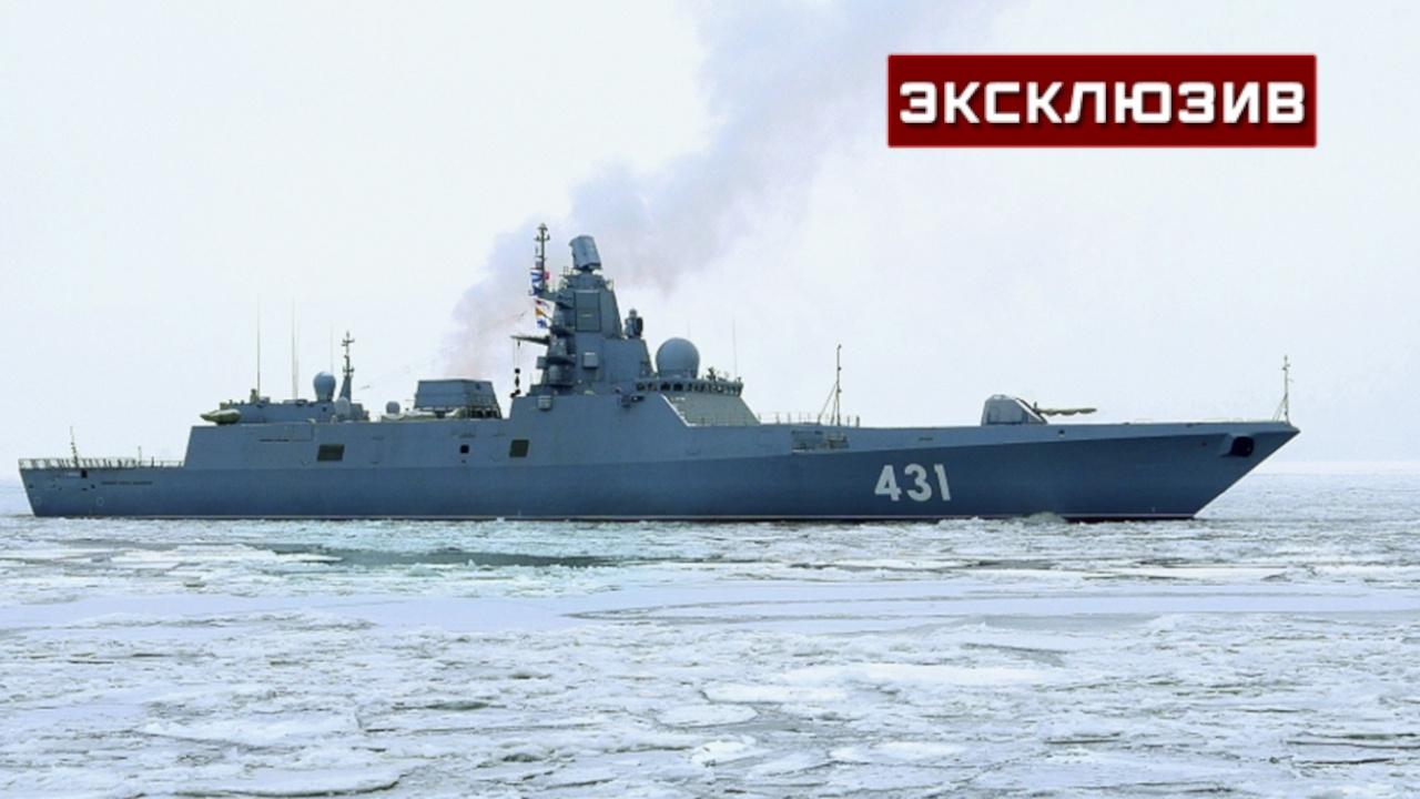 Лидер технологий: глава ОСК рассказал о самом необычном российском корабле
