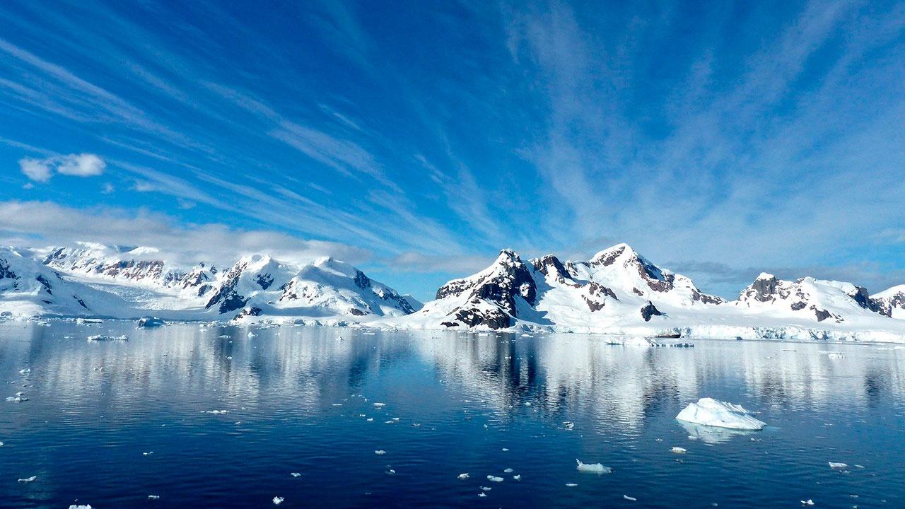 Что скрывают льды Антарктиды: обнародованы детали секретной экспедиции  нацистов на Белый континент - ТРК Звезда Новости, 11.02.2021