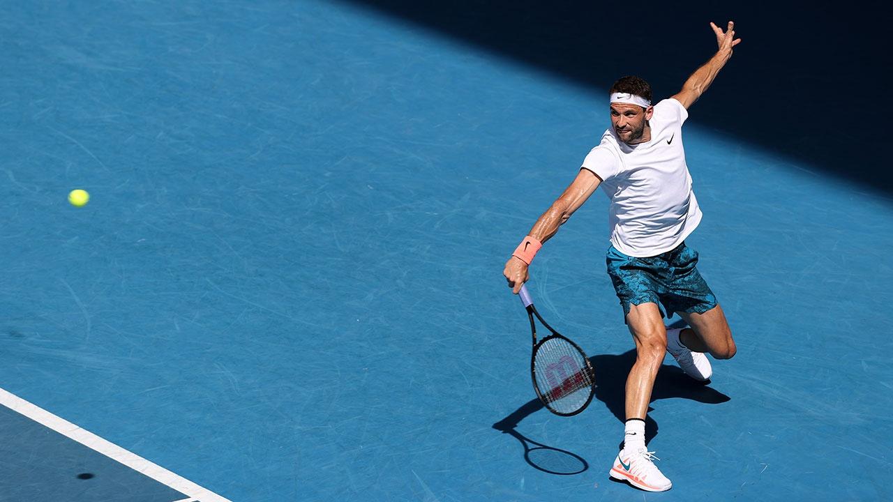 Карацев встретится с Джоковичем в полуфинале Australian Open