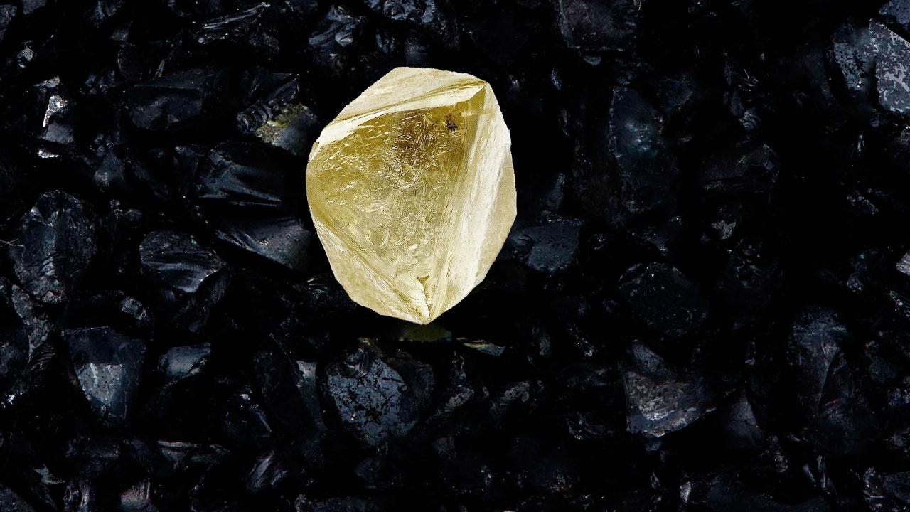 Уникальный якутский алмаз назвали в честь вакцины «Спутник V»