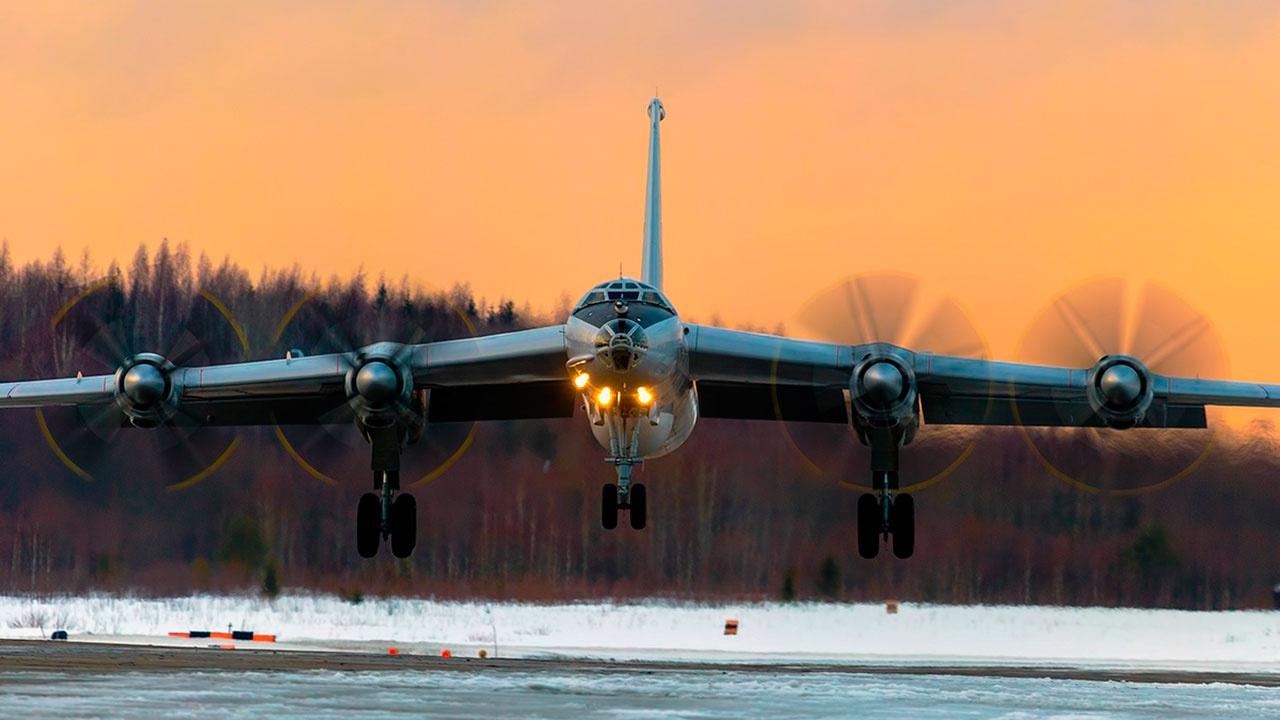 Противолодочные самолеты ТОФ прибыли из Приморья на сборы в Краснодарский край