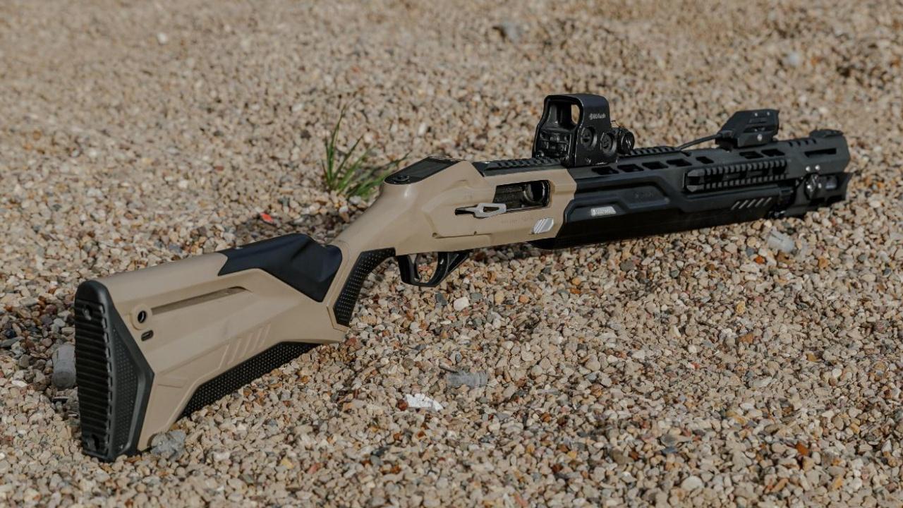 «Калашников» впервые представит смарт-ружье MP-155 Ultima за рубежом