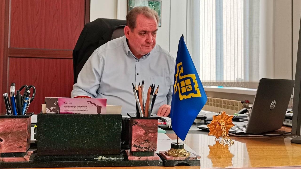 Мэр Тольятти Анташев подал в отставку