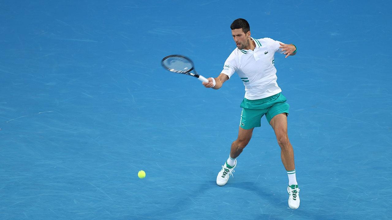 Джокович обыграл Карацева и вышел в финал Australian Open